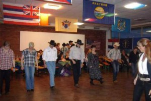 Theos Line Dance Partys 2013